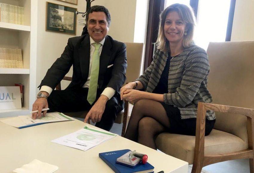 Acuerdo Dual Ibérica Riesgos Profesionales SA y APROMES.