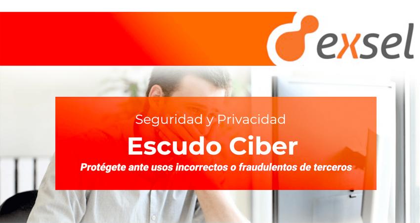 ESCUDO CIBER es el seguro de ciber riesgos comercializado por Exsel Underwriting Agency