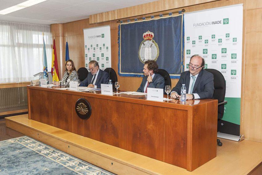 Participación de Exsel e Hispania en el Foro INADE.