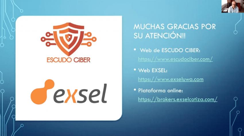 Webinar Escudo Ciber: ¿Por qué contratar un seguro de ciber-riesgos?